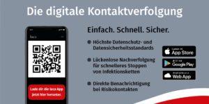 Read more about the article Wir nutzen die Luca-App