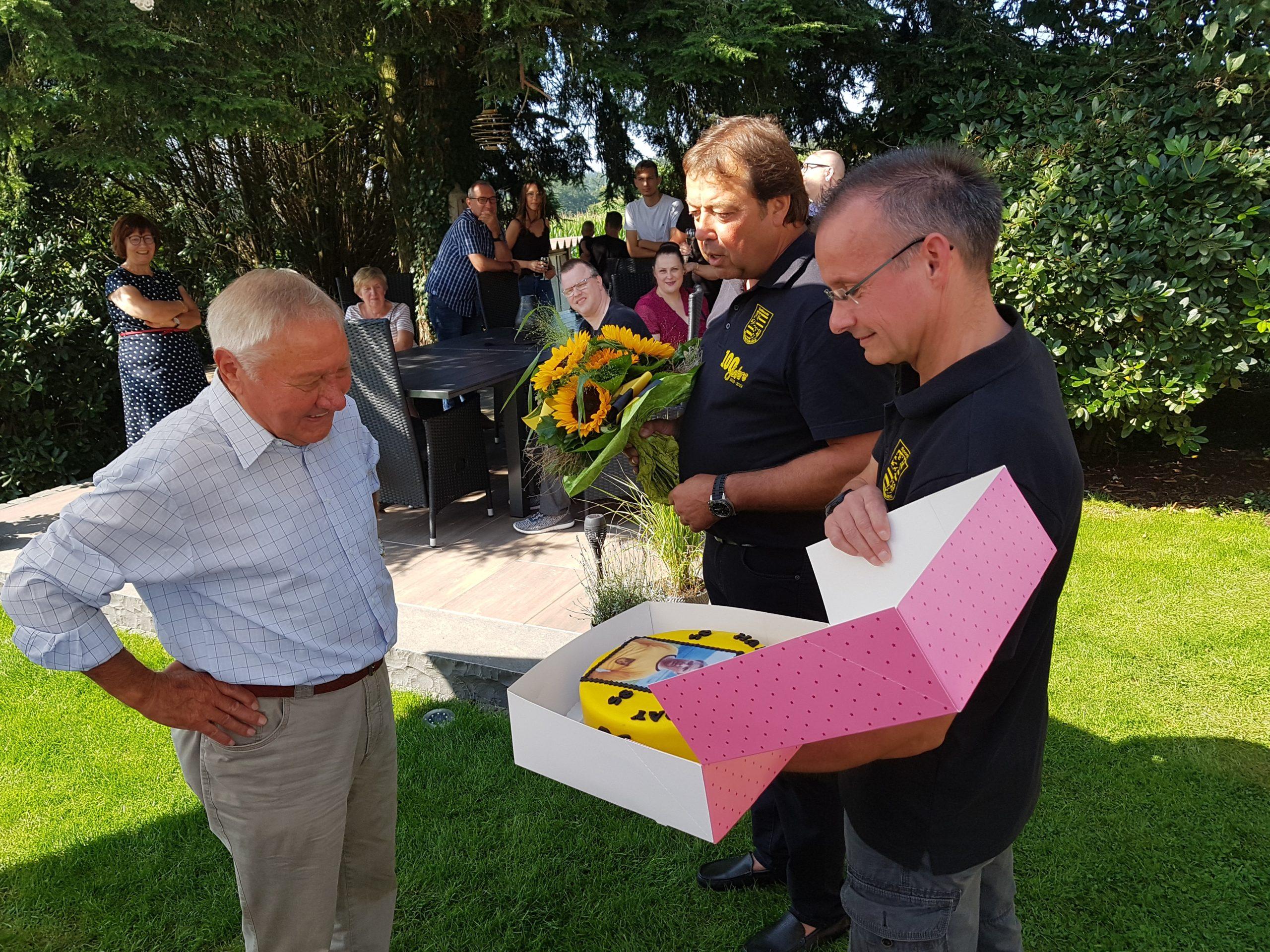 You are currently viewing Hermann-Josef (Juppes) Schmidt feiert seinen 85. Geburtstag